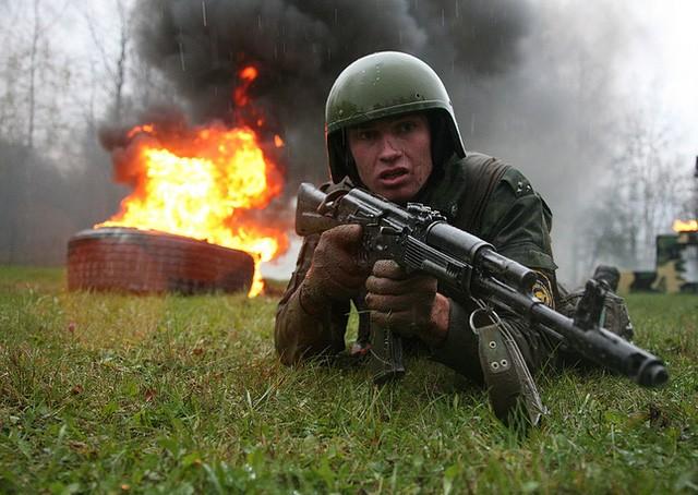 """Sức mạnh """"đáng nể"""" của Vệ binh Quốc gia Nga ảnh 8"""