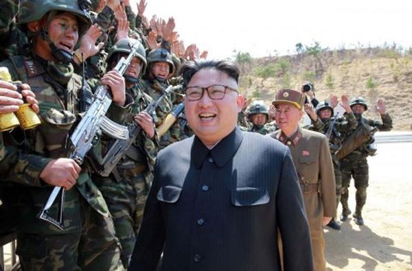 'Quả đấm thép' 200.000 đặc nhiệm của Triều Tiên ảnh 1