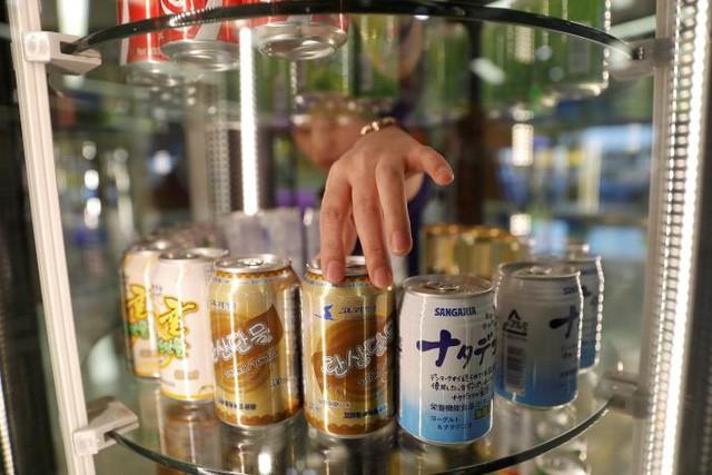 Sự bùng nổ của hàng hóa gắn mác Triều Tiên giữa vòng vây cấm vận ảnh 1