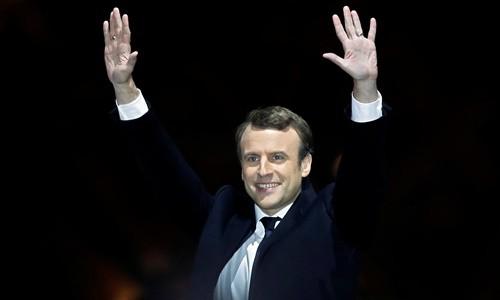Thách thức bủa vây tân tổng thống Pháp ảnh 1