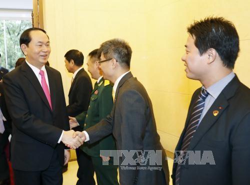 Các hoạt động của Chủ tịch nước tại Trung Quốc ảnh 2