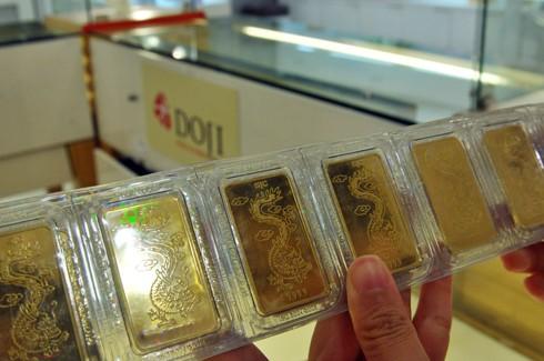 Giá vàng tuần này được dự báo tăng ảnh 1