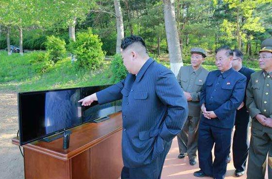 Triều Tiên công bố ảnh chụp trái đất từ camera gắn trên tên lửa ảnh 2