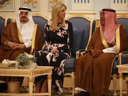 Arab Saudi, UAE góp 100 triệu USD cho quỹ Ivanka Trump đề xuất ảnh 1