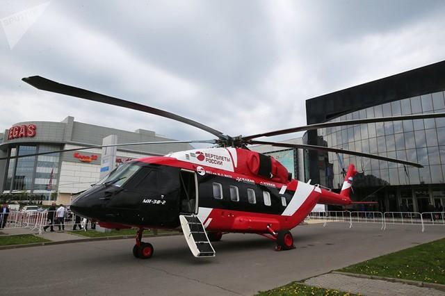 Năm nay, 237 công ty tới từ 21 quốc gia đã tham gia trưng bày các trực thăng cả dân sự lẫn quân sự tại triển lãm