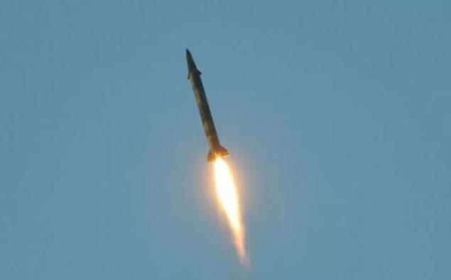 """Triều Tiên tiết lộ hình ảnh đầu tiên của vụ phóng tên lửa """"siêu chính xác"""" ảnh 2"""