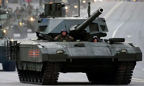 T-14 Armata Nga có thể khuất phục tên lửa chống tăng NATO ảnh 1