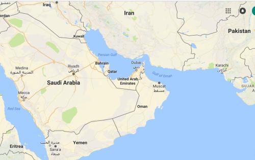 Iran triển khai tàu chiến tới Oman giữa căng thẳng vùng Vịnh ảnh 1