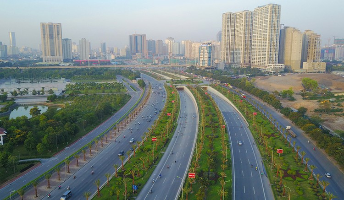 Năm tuyến đường hơn tỷ USD hiện đại nhất Thủ đô ảnh 2