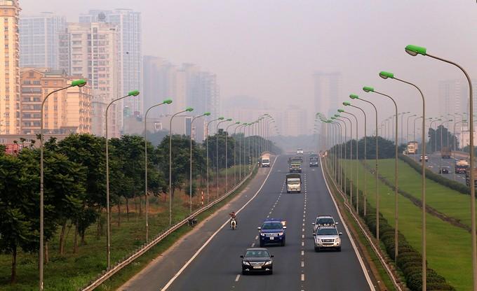 Năm tuyến đường hơn tỷ USD hiện đại nhất Thủ đô ảnh 3