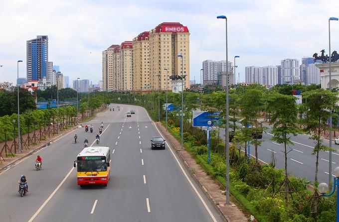 Năm tuyến đường hơn tỷ USD hiện đại nhất Thủ đô ảnh 5
