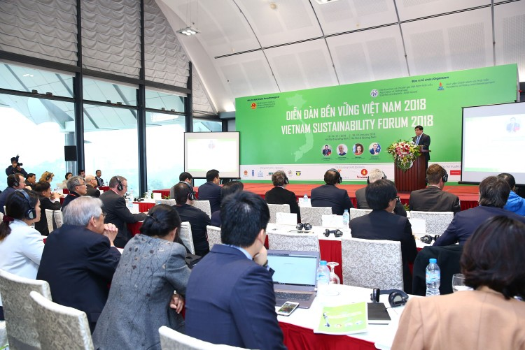 Thay đổi tư duy và hành động để Việt Nam phát triển bền vững ảnh 1