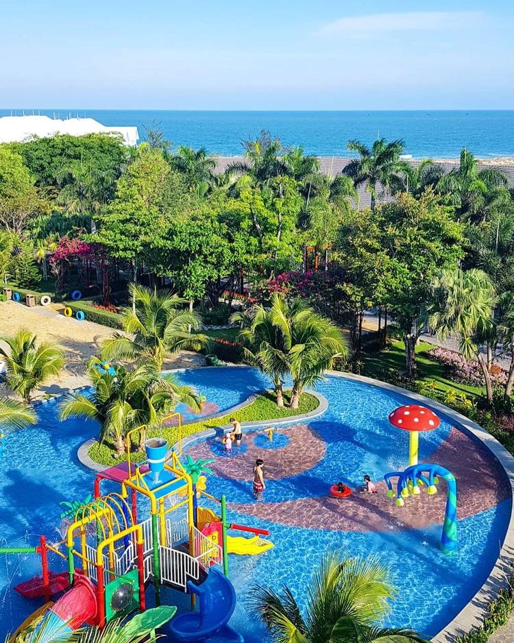 Carmelina - Khu vườn nhiệt đới bên bờ biển ảnh 2