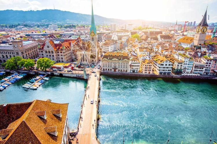 Những thành phố đáng sống trên thế giới ảnh 2