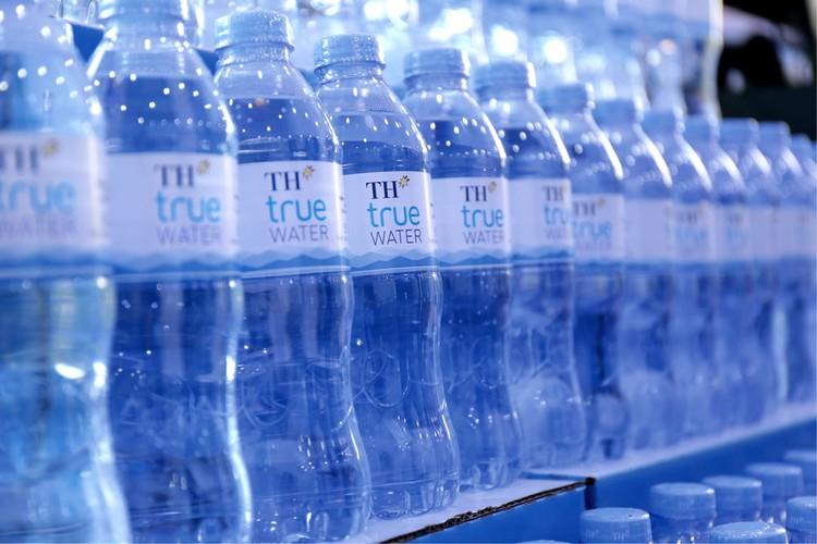 TH true WATER: Nguồn nước quý triệu năm từ lòng núi lửa ảnh 1