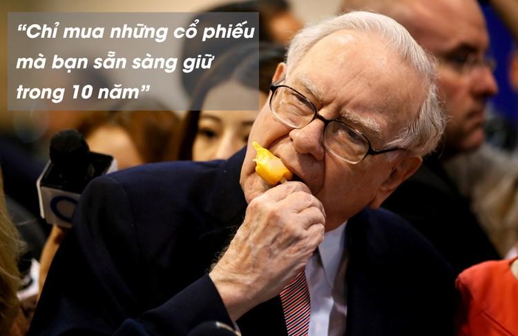 Những câu nói bất hủ của nhà đầu tư huyền thoại Warren Buffett ảnh 1