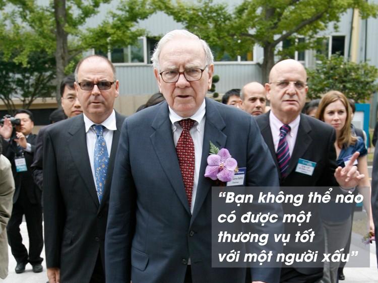 Những câu nói bất hủ của nhà đầu tư huyền thoại Warren Buffett ảnh 4