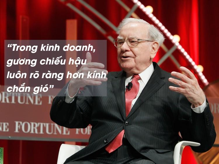 Những câu nói bất hủ của nhà đầu tư huyền thoại Warren Buffett ảnh 9