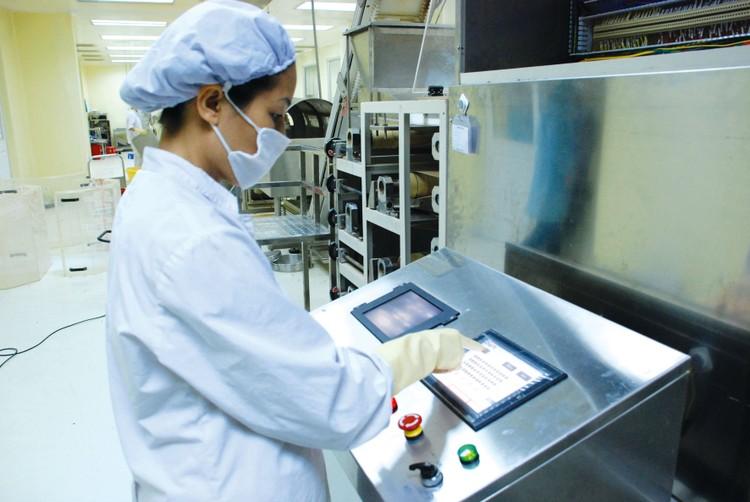 Vị thế mới của ngành dược ảnh 1