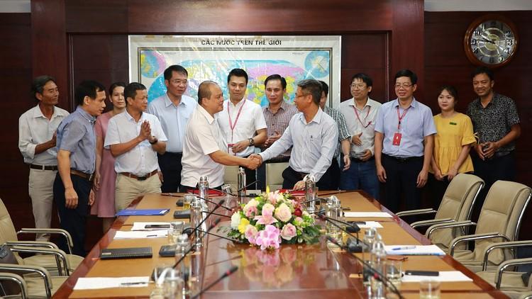 Dự án mở rộng Nhà máy Lọc dầu Dung Quất đã có mặt bằng sạch ảnh 1