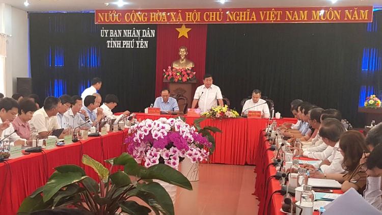 Bộ trưởng Nguyễn Chí Dũng: Phú Yên nên đặt mục tiêu, khát vọng cao hơn để phát triển bứt phá ảnh 2