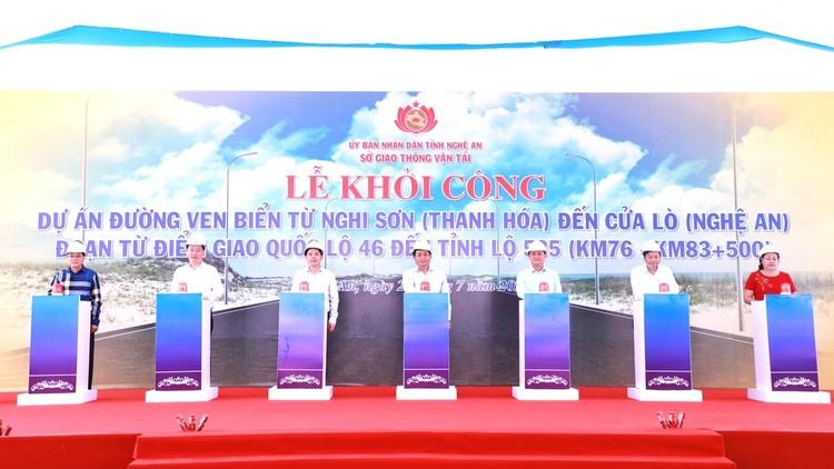 Bộ trưởng Nguyễn Chí Dũng đôn đốc giải ngân vốn đầu tư công tại địa phương ảnh 2