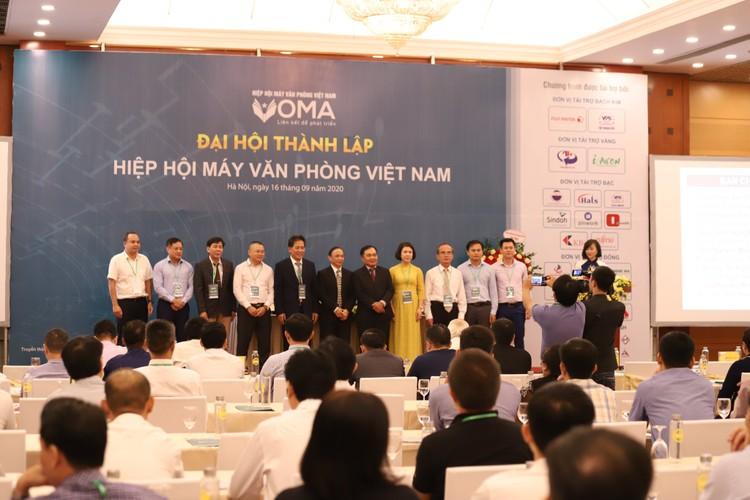 Hiệp hội máy văn phòng Việt Nam chính thức ra mắt ảnh 3