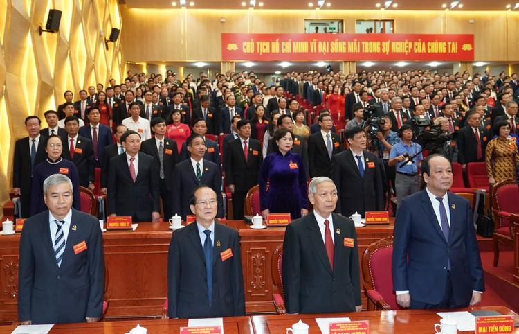 Chùm ảnh: Thủ tướng Nguyễn Xuân Phúc dự Đại hội Đảng bộ TP. Hải Phòng ảnh 2
