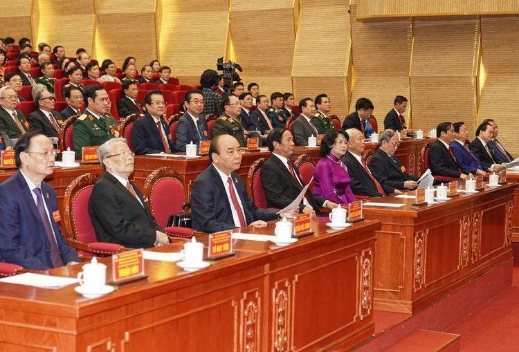 Chùm ảnh: Thủ tướng Nguyễn Xuân Phúc dự Đại hội Đảng bộ TP. Hải Phòng ảnh 4