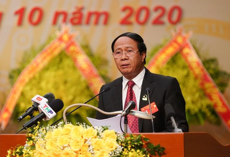 Chùm ảnh: Thủ tướng Nguyễn Xuân Phúc dự Đại hội Đảng bộ TP. Hải Phòng ảnh 6