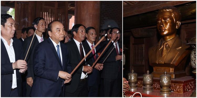 Chùm ảnh: Thủ tướng Nguyễn Xuân Phúc dự Đại hội Đảng bộ TP. Hải Phòng ảnh 8