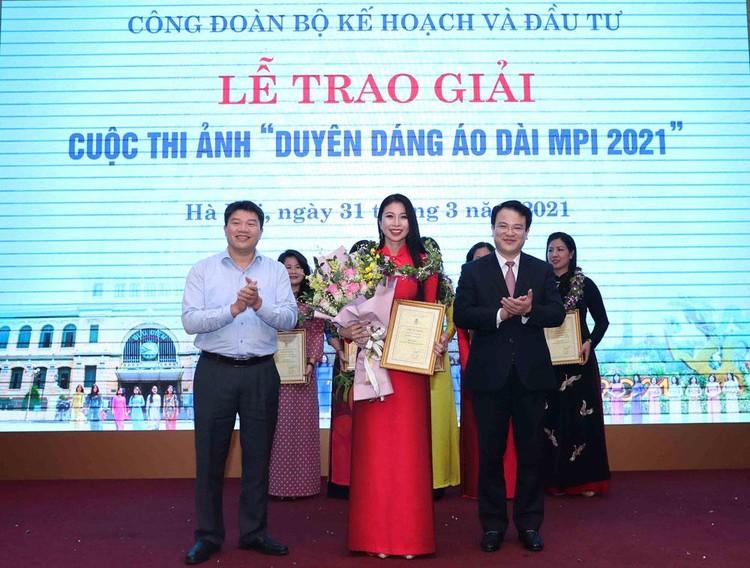 Cuộc thi Duyên dáng áo dài MPI 2021 thành công rực rỡ ảnh 3