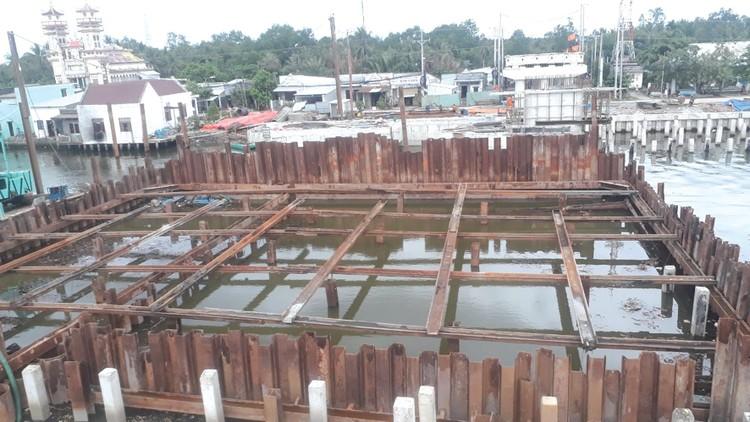 Dấu ấn Nhà thầu Thanh Tuấn trên công trình cống Xẻo Rô ảnh 2
