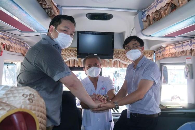 """Tiếp sức chống dịch với TP.HCM: Nhiều bệnh viện tại Hà Nội """"chia lửa"""" ảnh 1"""