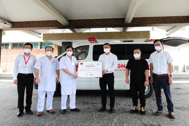 Tập đoàn Hưng Thịnh hỗ trợ khẩn hàng chục tỷ đồng cho TP.HCM chống dịch Covid-19 ảnh 6