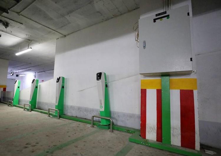 VinFast tung loạt chính sách đặc biệt hỗ trợ chung cư lắp đặt trạm sạc xe điện ảnh 2