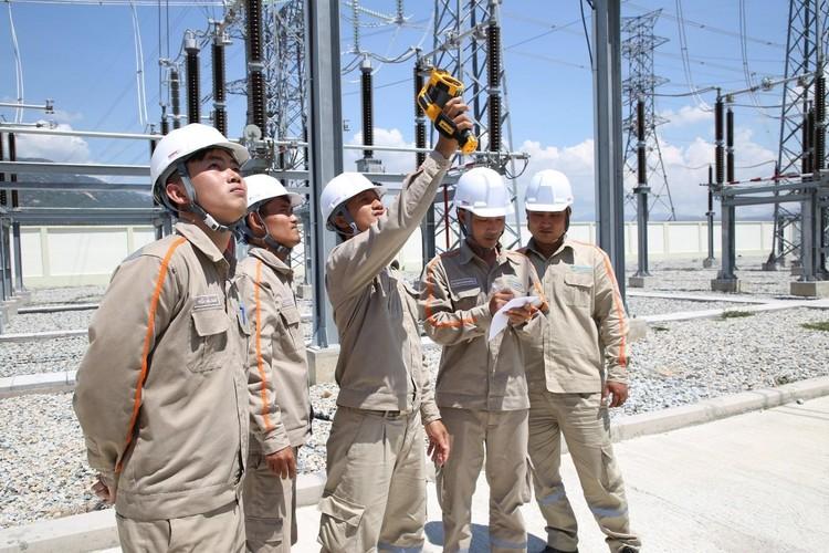 BIM Group hoàn thành tổ hợp năng lượng tái tạo kết hợp sản xuất muối lớn nhất Việt Nam ảnh 2