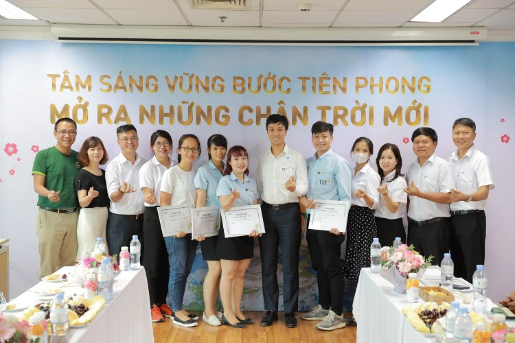 """Tập đoàn TH: """"Nơi làm việc tốt nhất Châu Á"""" năm 2021 ảnh 4"""