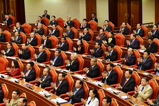 Đề cử nhân sự Bộ Chính trị, Ban Bí thư, Ủy ban Kiểm tra Trung ương ảnh 1