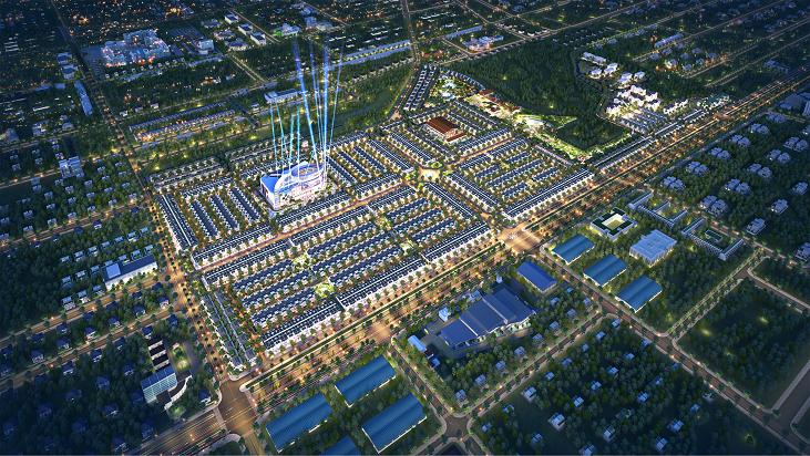 Thị xã Đồng Xoài lên thành phố: Bất động sản Bình Phước hứa hẹn tăng trưởng mạnh ảnh 1