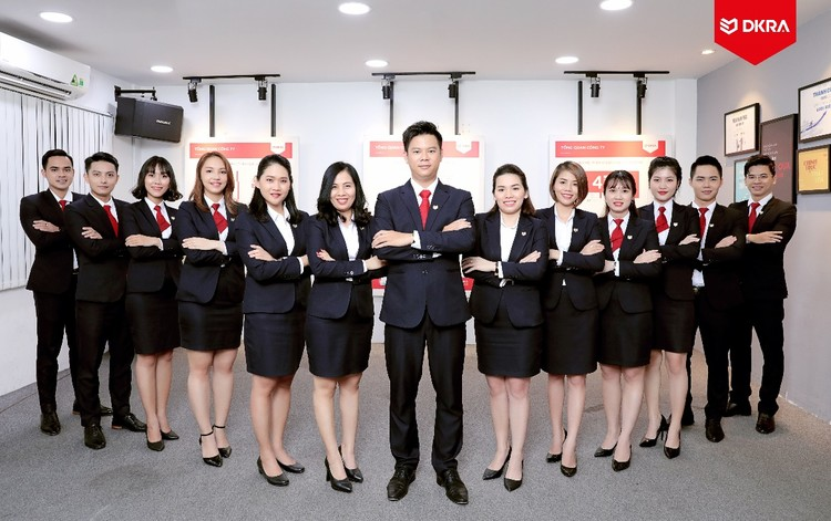 DKRA Vietnam lọt vào Top 5 Công ty tư vấn và môi giới bất động sản Việt Nam uy tín năm 2020 ảnh 1