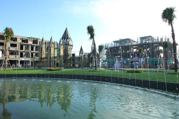 Công bố hoàn thành xây dựng hạ tầng dự án Khu đô thị Cát Tường Western Pearl 1 ảnh 1