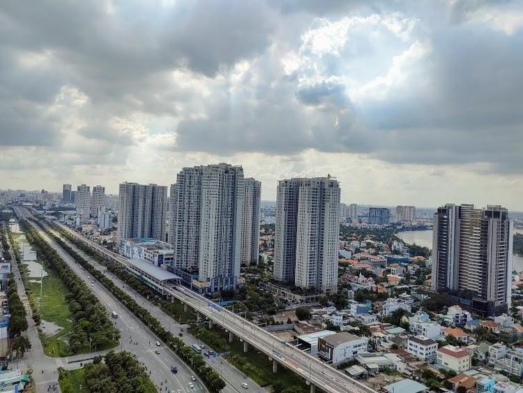 TP.HCM: Căn hộ cũ ở khu Đông vẫn tăng giá đều đặn ảnh 1