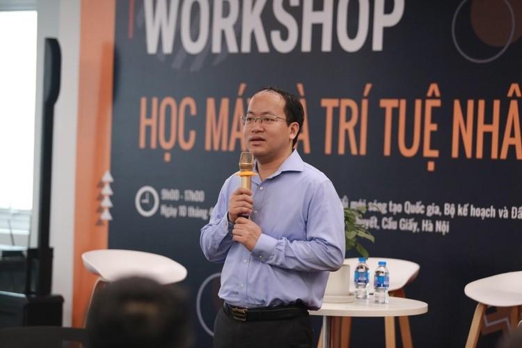NIC - Google phối hợp đào tạo nhân lực về ngành Học máy và trí tuệ nhân tạo tại Việt Nam ảnh 1