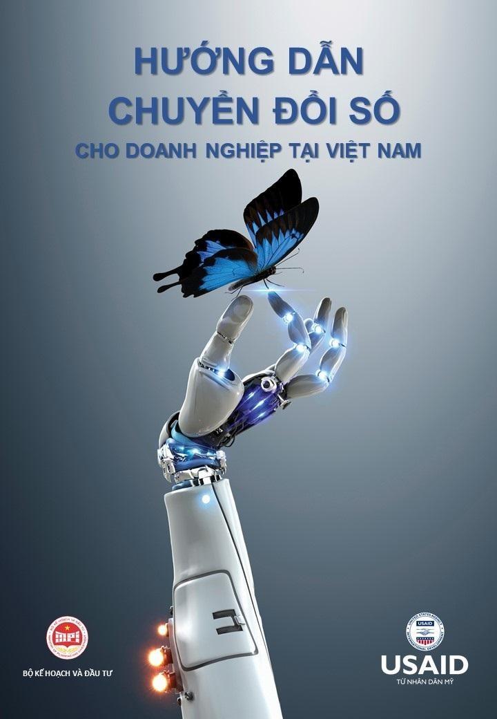 Công bố tài liệu đầu tiên hướng dẫn chuyển đổi số cho doanh nghiệp Việt Nam ảnh 1