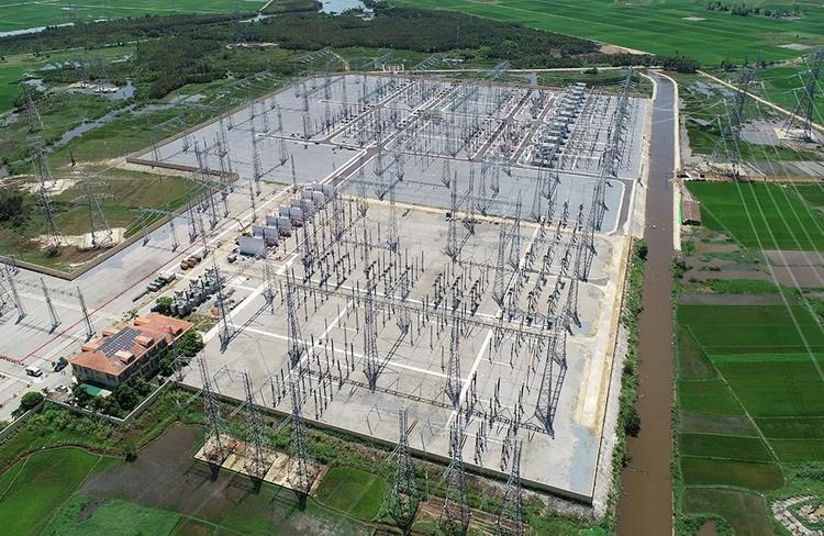Đóng điện đường dây 500 kV mạch 3 đoạn Dốc Sỏi - Pleiku 2 ảnh 1