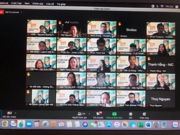 Phát động Chương trình sáng kiến trẻ Việt Nam toàn cầu ảnh 1